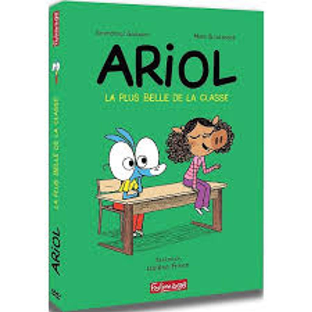 Ariol : La plus belle de la classe / Hélène Friren, réal. |