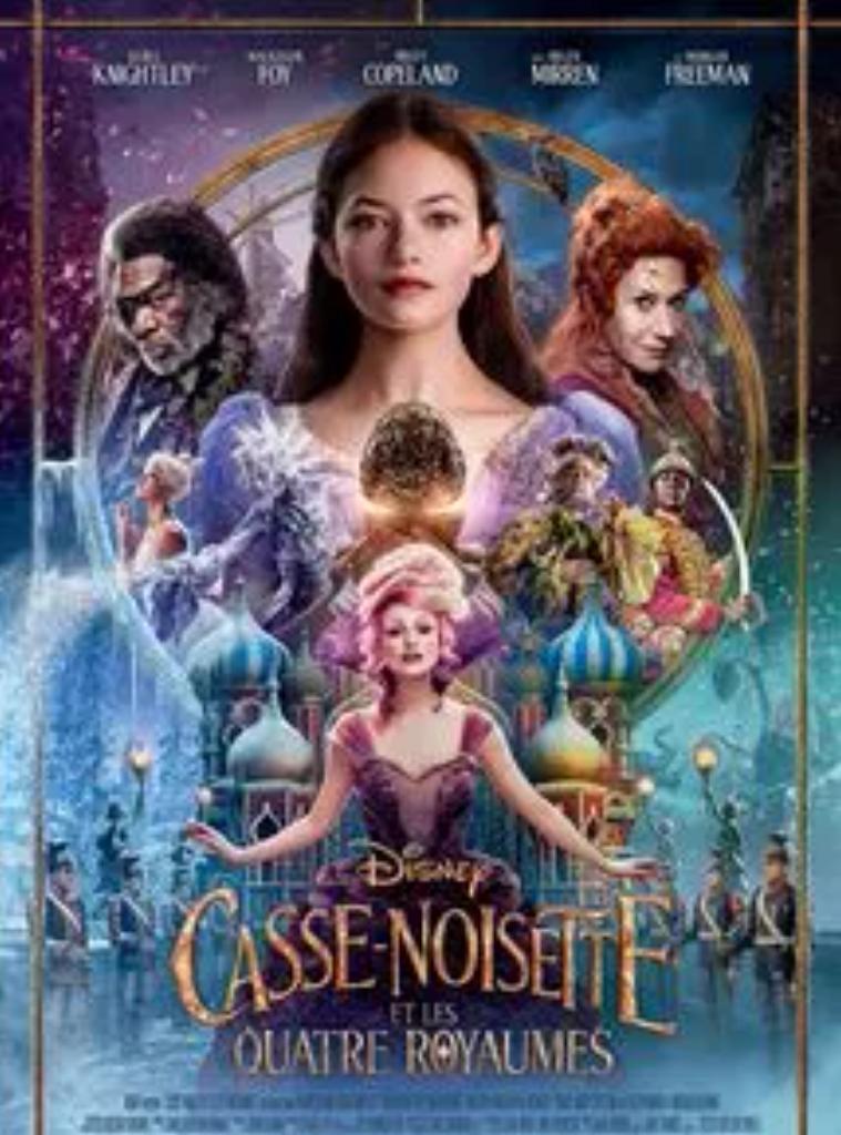 Casse-Noisette et les Quatre Royaumes |