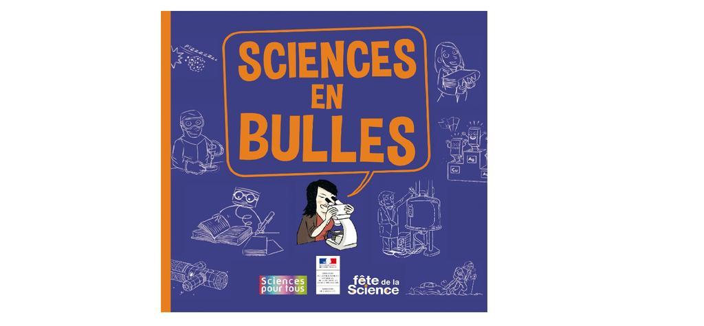 Sciences en bulles / [rédaction et édition par Catherine Cornu]  