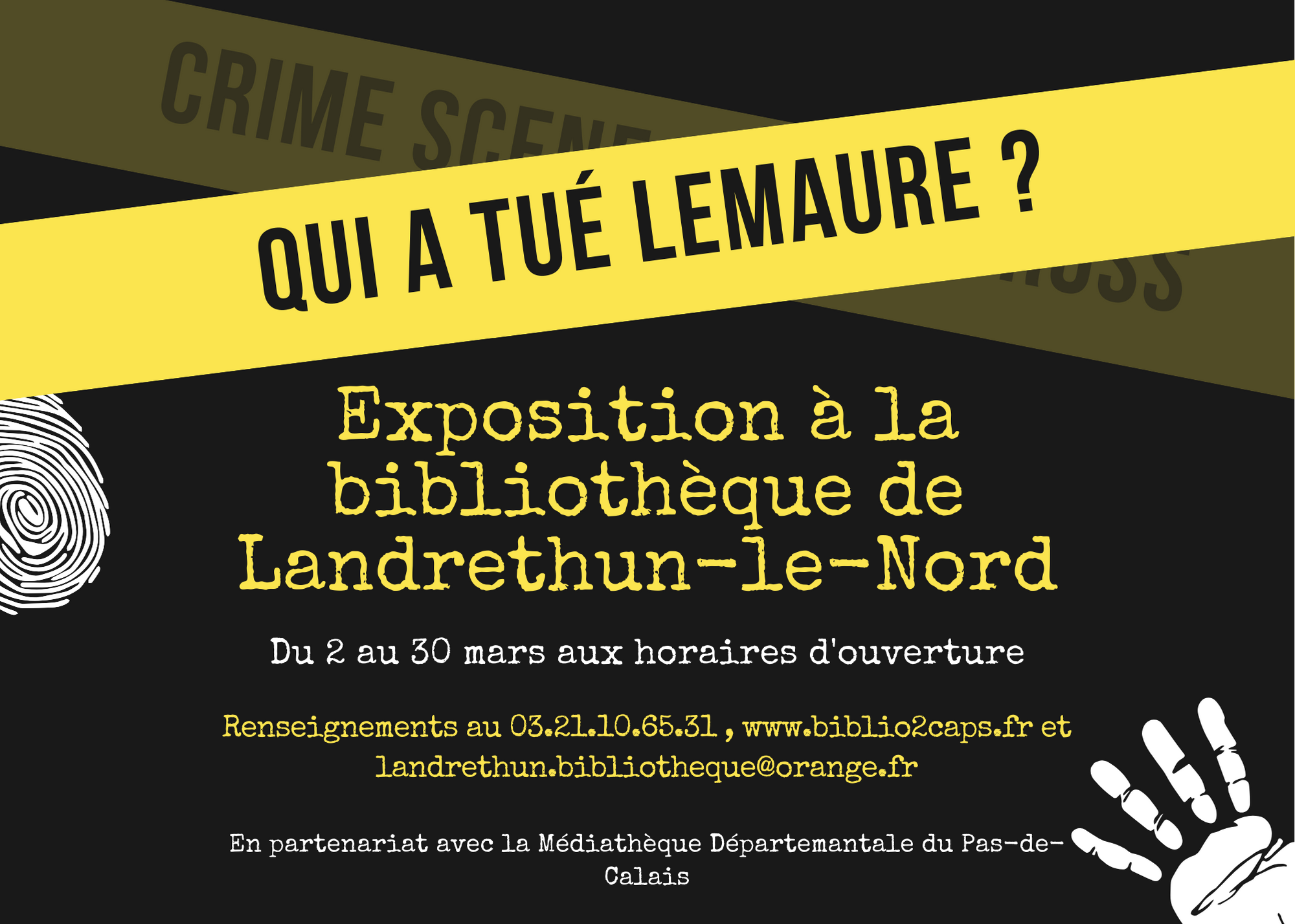 Exposition : Qui a refroidi Lemaure ? |